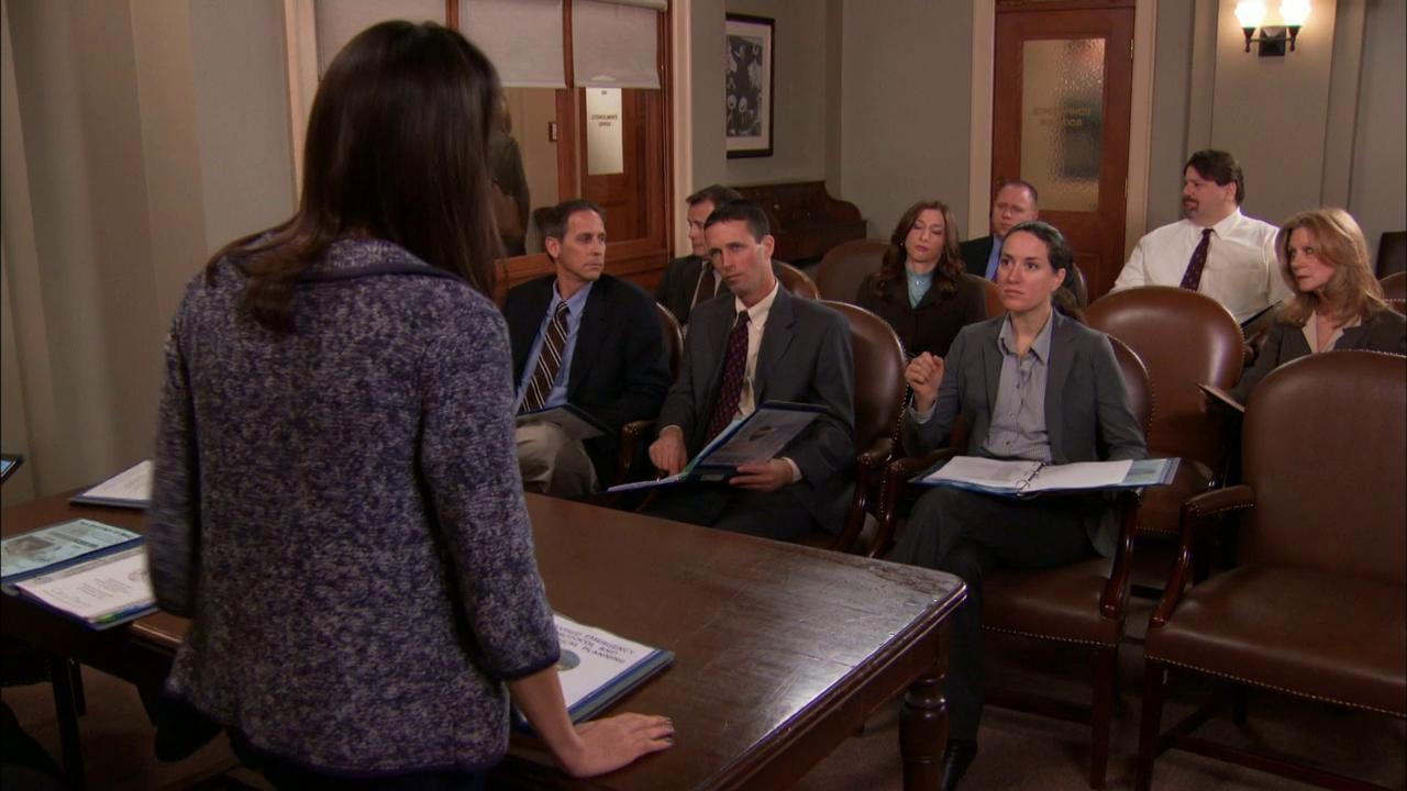 Parks And Recreation: Live Ammo