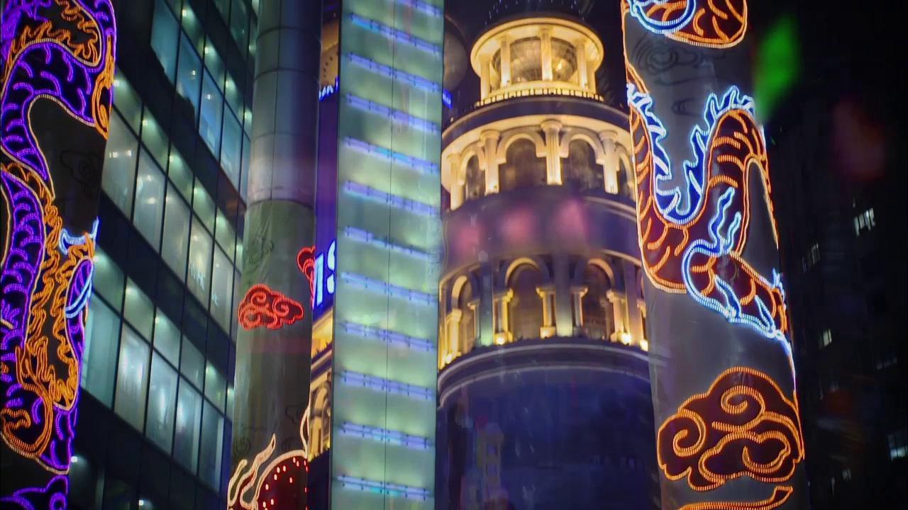 Skyfall: Shanghai Videoblog