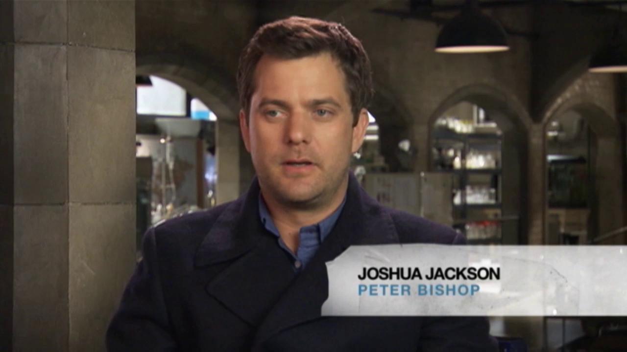 Fringe: Fans Ask Joshua Jackson Twitter