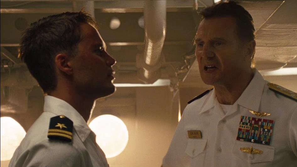 Battleship: Admiral Shane Discipline Hopper