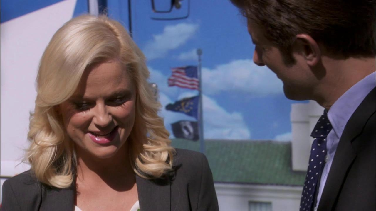 Parks And Recreation: Bus Tour