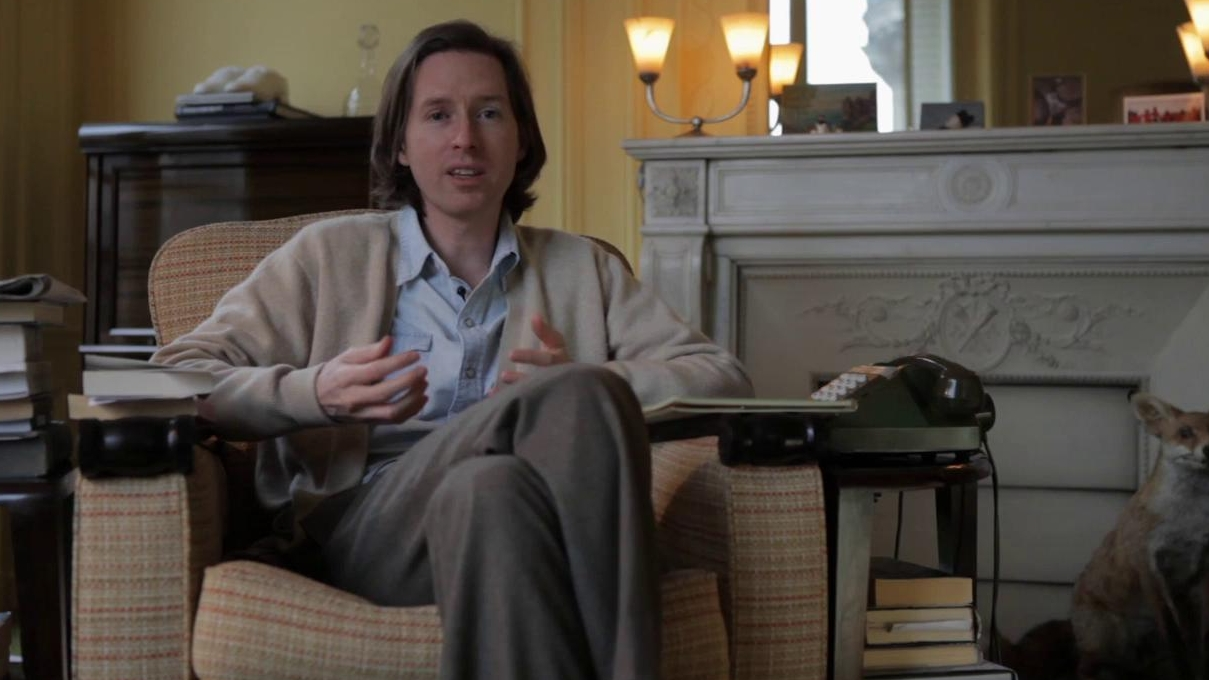 Moonrise Kingdom: Wes Anderson On Writing The Script With Roman Coppola