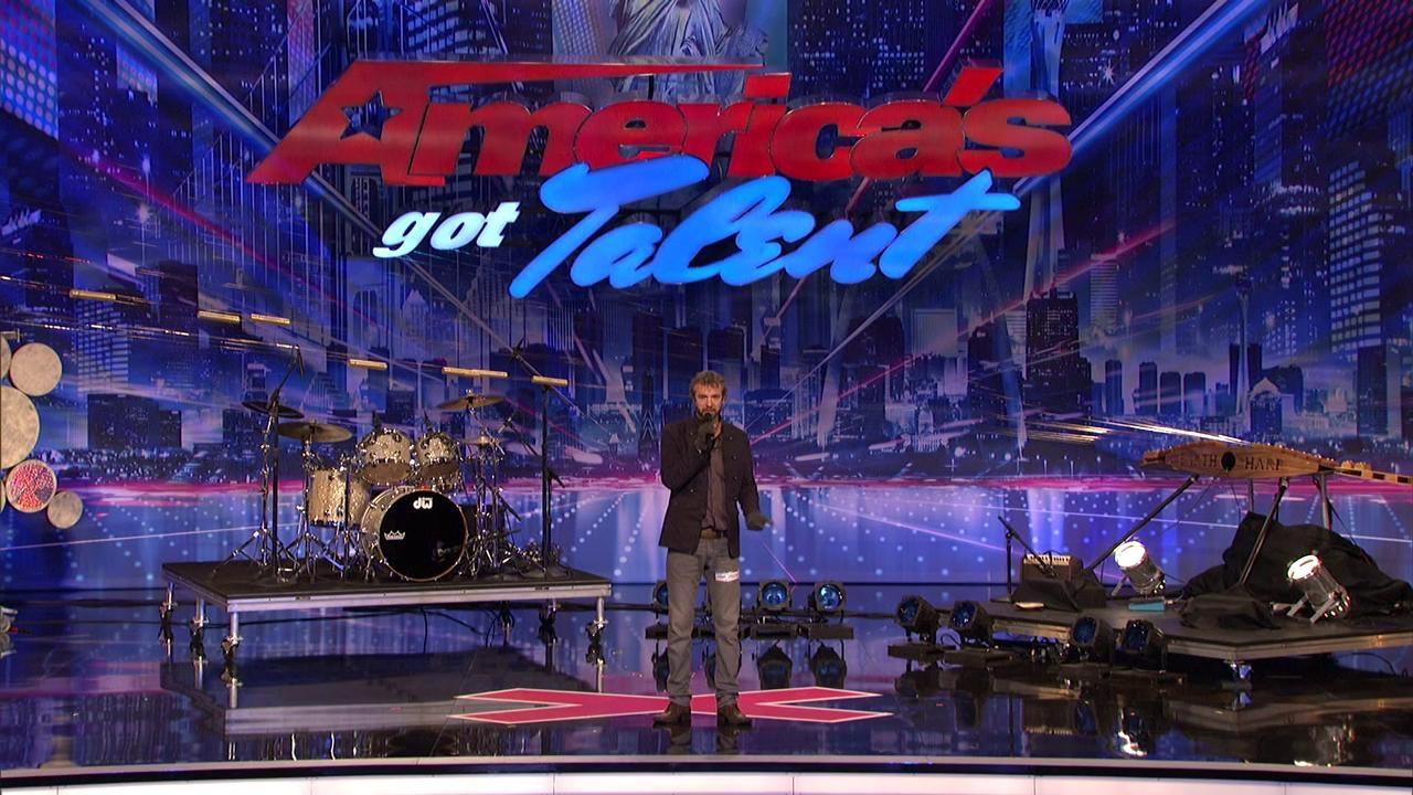 America's Got Talent: Earth Harp