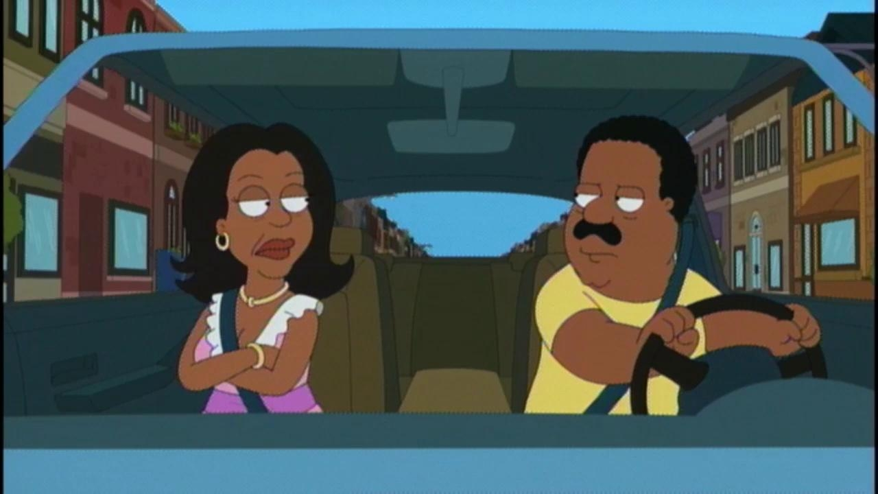 The Cleveland Show: Clip 5