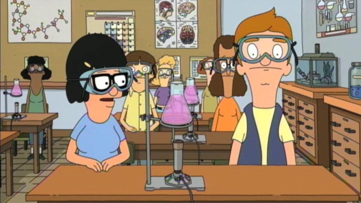 Bob's Burgers: Bad Tina