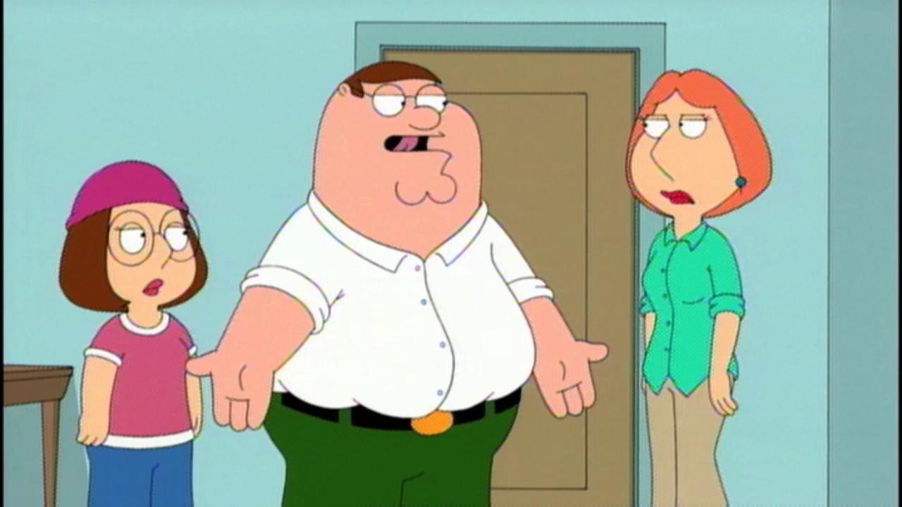 Family Guy: Tea Peter