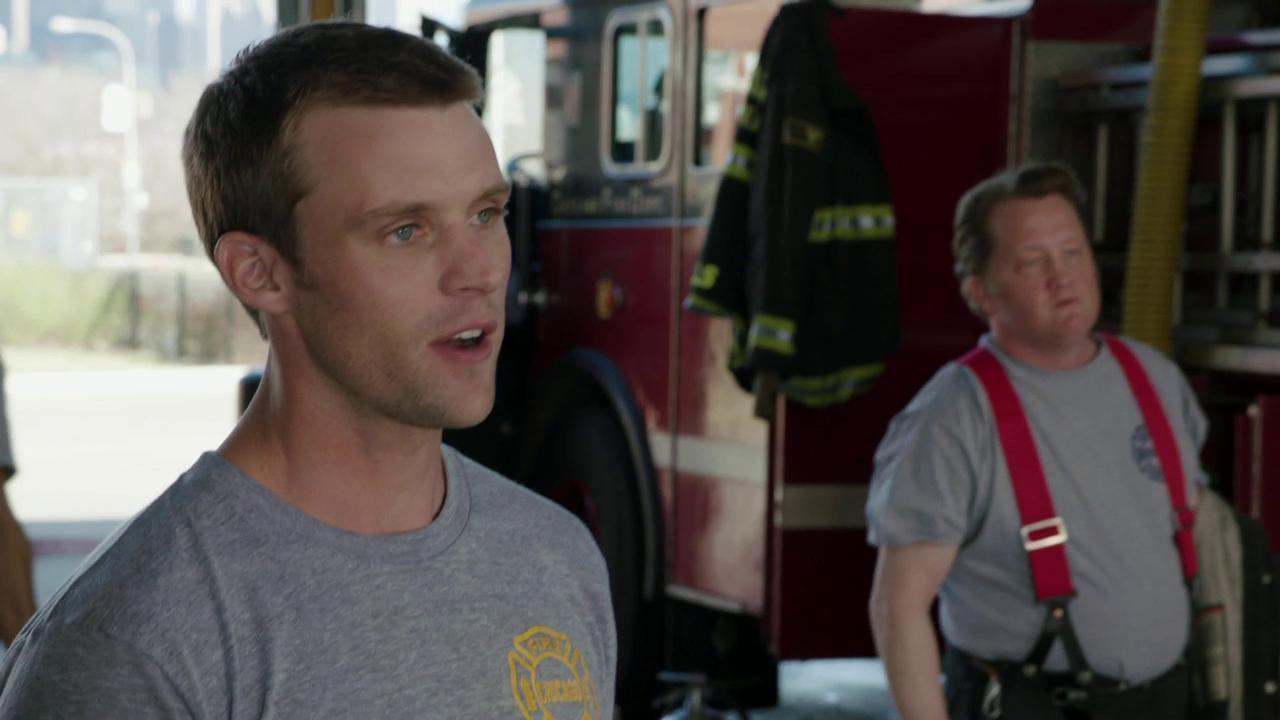 Chicago Fire: Casey & Severide Argue