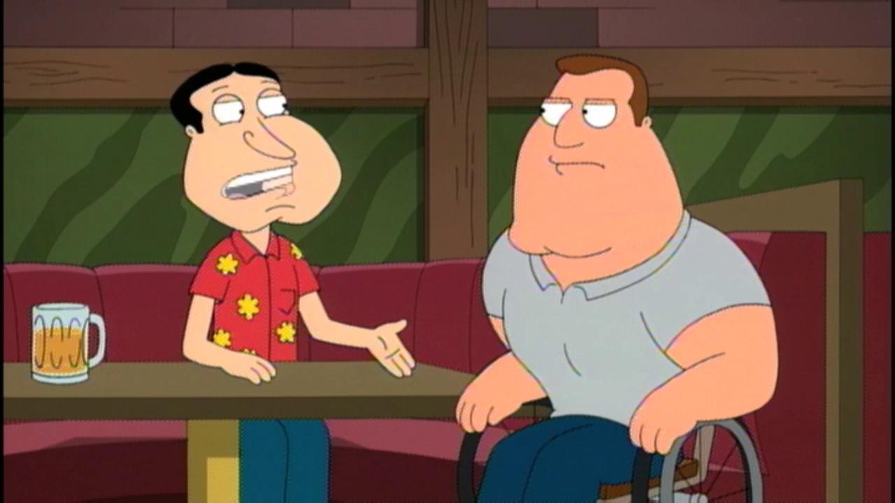Family Guy: Internal Affairs