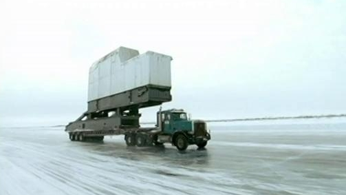 Ice Road Truckers: Man Down