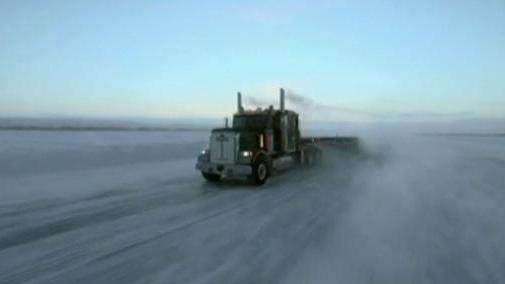 Ice Road Truckers: Highway Maggots