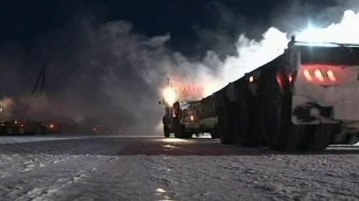 Ice Road Truckers: Hundred Ton Haul