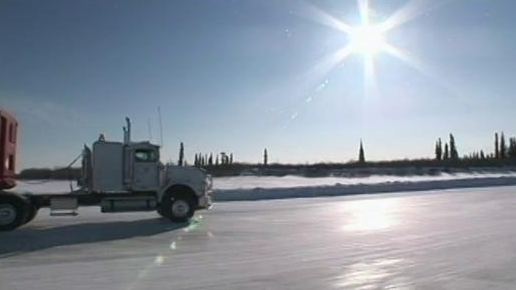 Ice Road Truckers: A Trucker's Farewell