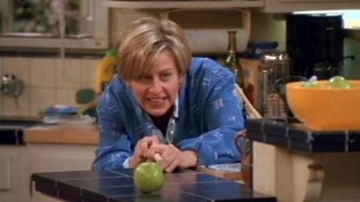 Ellen: Bowl, Baby, Bowl