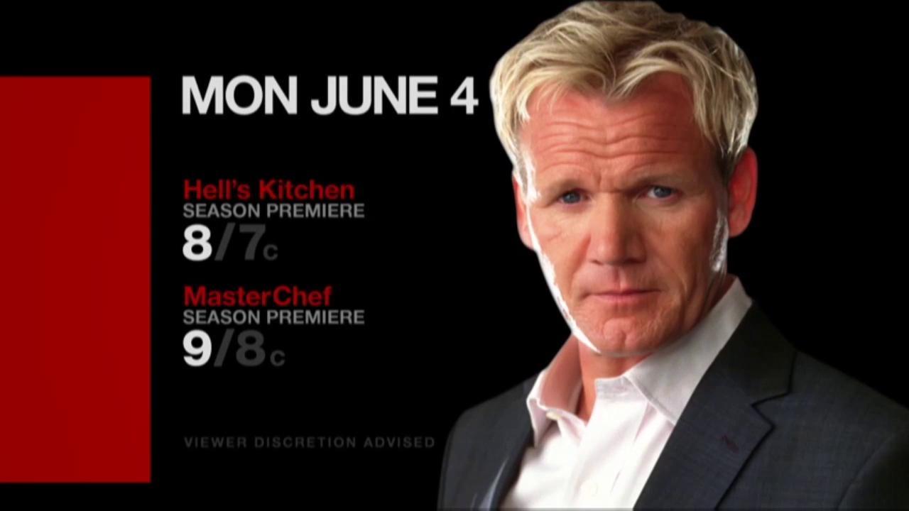 Hell's Kitchen: Promo Escape