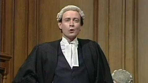 Rumpole Of The Bailey: Rumpole's Last Case
