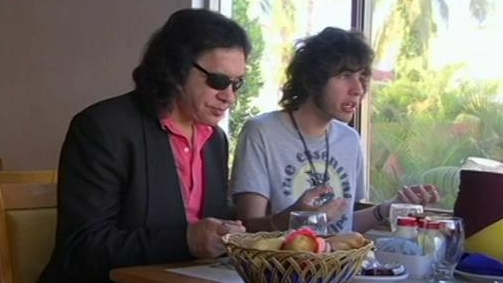 Gene Simmons Family Jewels: South Of The Border