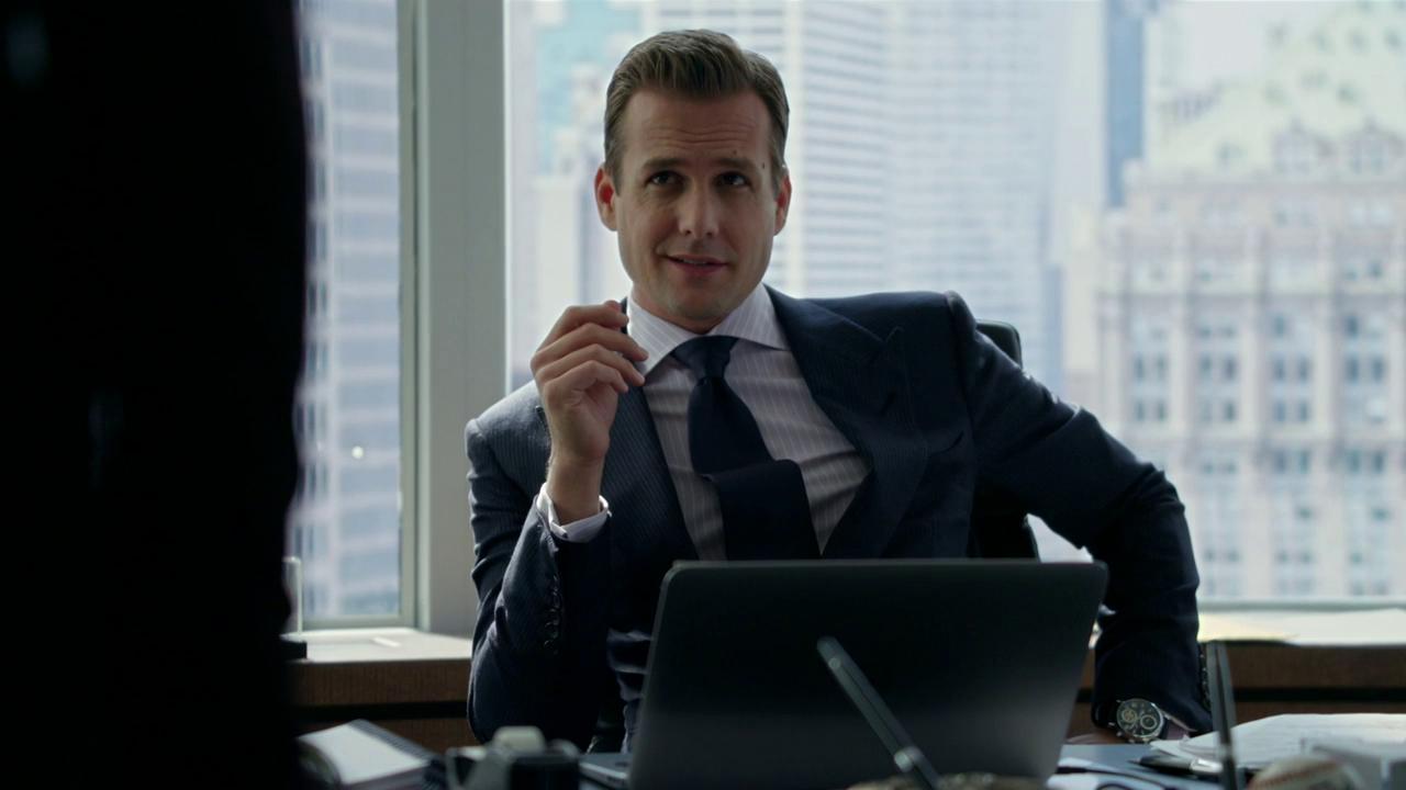 Suits: Clip 4