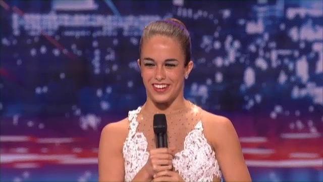 America's Got Talent: Lindsey Norton
