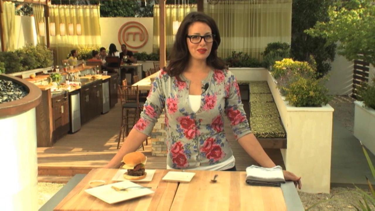 Masterchef: Extra Helpings Burger Time Monti