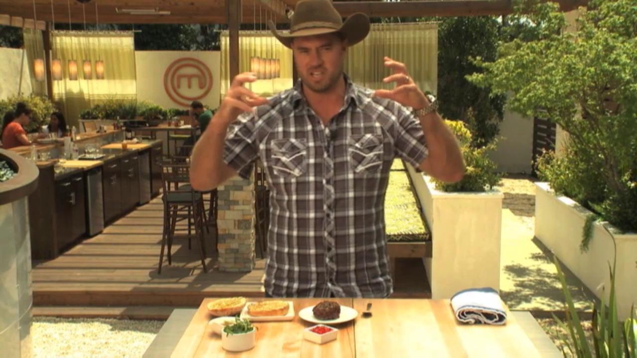 Masterchef: Extra Helpings Burger Time Mike