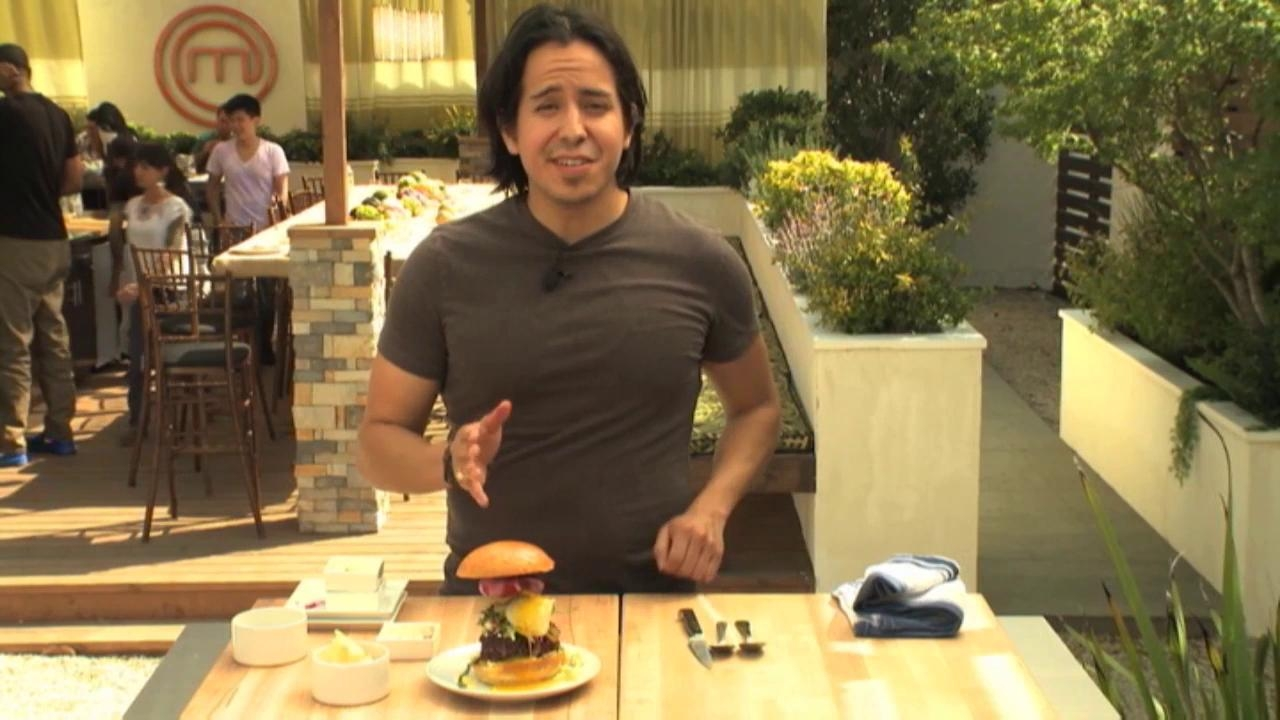 Masterchef: Extra Helpings Burger Time Tali