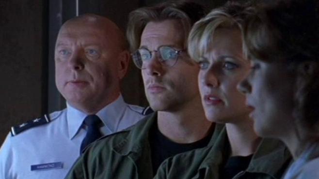 Stargate Sg-1: Singularity