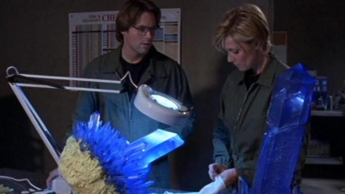Stargate Sg-1: Cold Lazarus