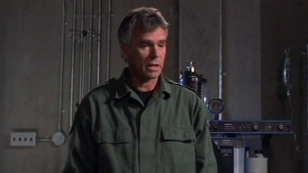 Stargate Sg-1: Show And Tell