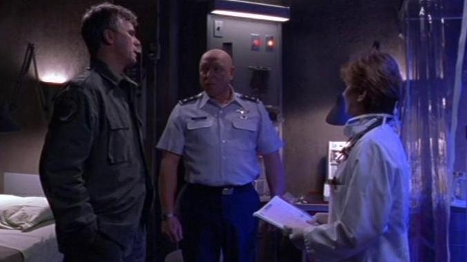 Stargate Sg-1: Legacy