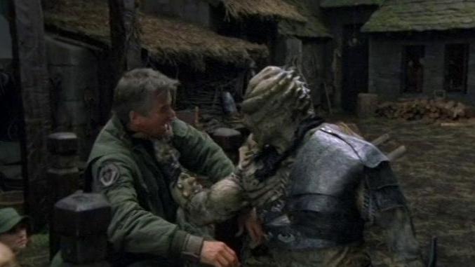 Stargate Sg-1: Demons