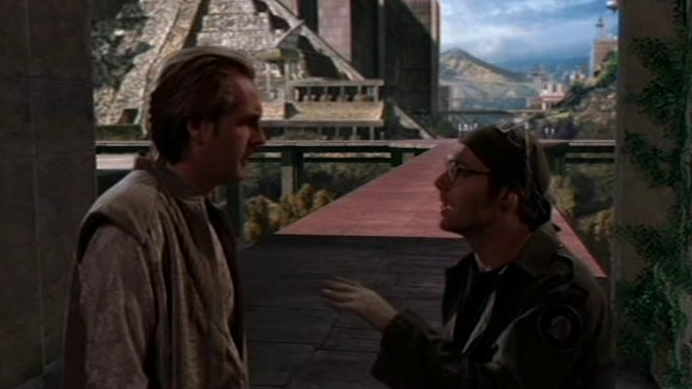 Stargate Sg-1: Learning Curve