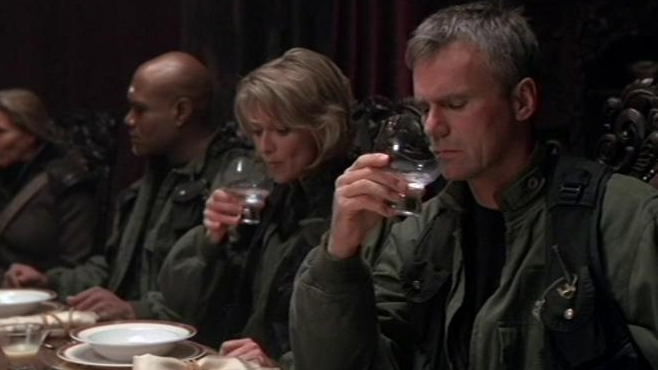 Stargate Sg-1: The Other Side
