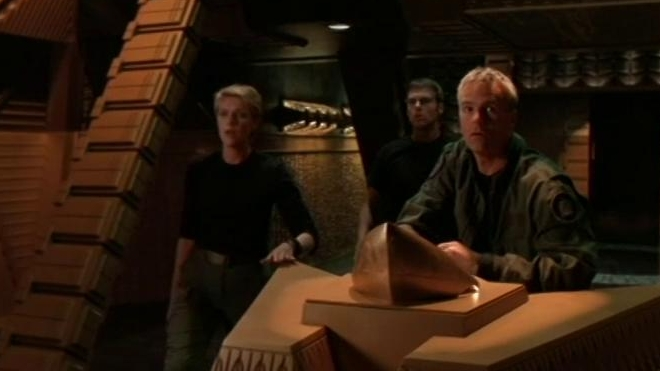 Stargate Sg-1: The Serpent's Venom