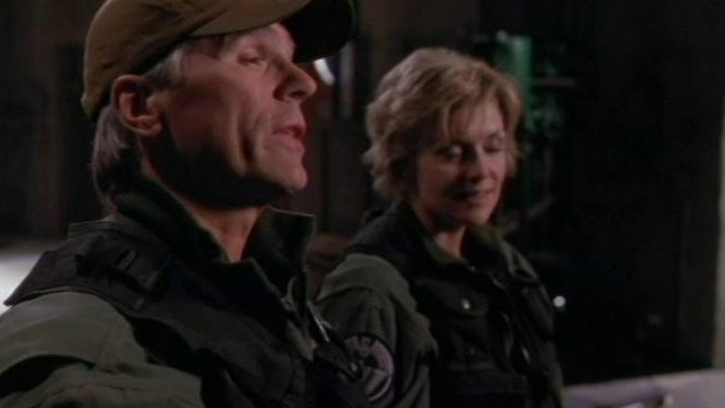 Stargate Sg-1: Homecoming
