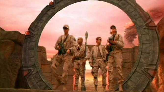 Stargate Sg-1: Window Of Opportunity