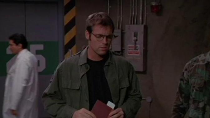 Stargate Sg-1: Crossroads