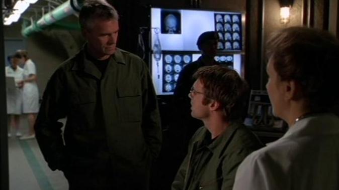 Stargate Sg-1: Fallen
