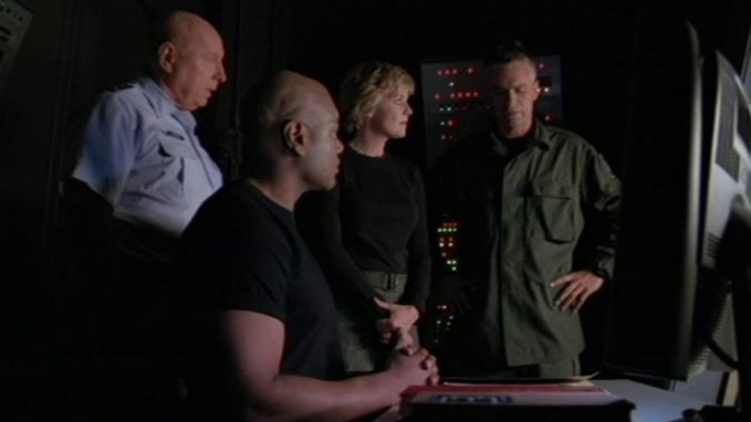 Stargate Sg-1: Lifeboat