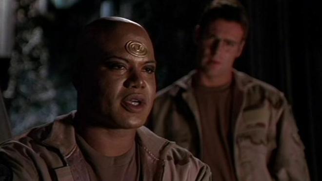 Stargate Sg-1: Exodus