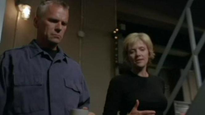 Stargate Sg-1: Heroes: Part 1