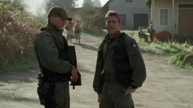 Stargate Sg-1: Beast Of Burden