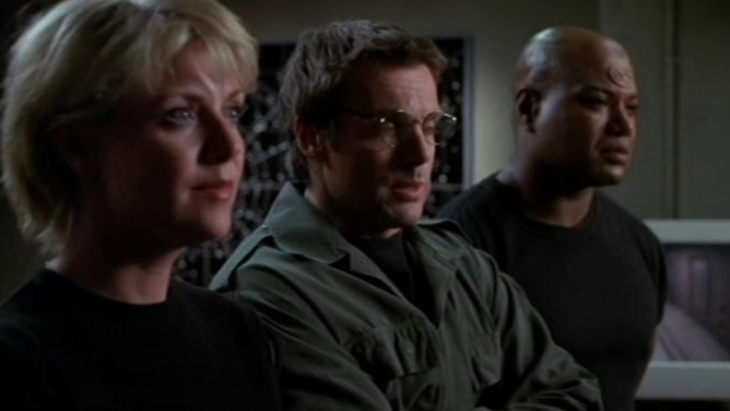 Stargate Sg-1: Lost City: Part 1