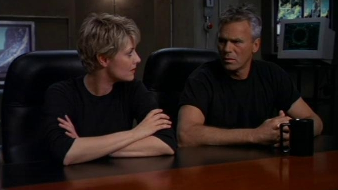 Stargate Sg-1: Double Jeopardy