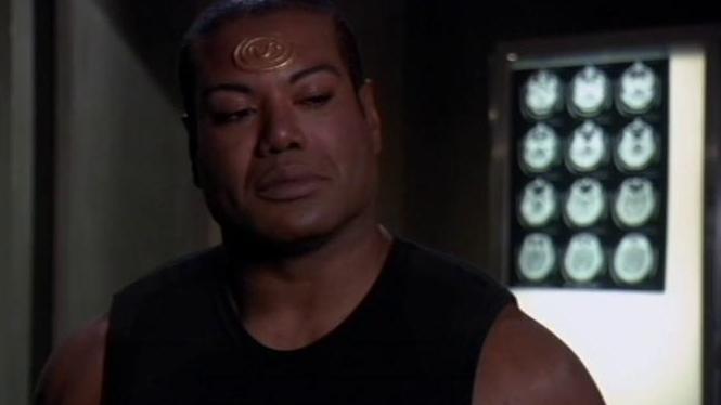 Stargate Sg-1: Lockdown