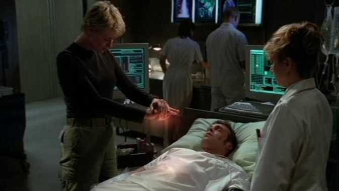Stargate Sg-1: Meridian