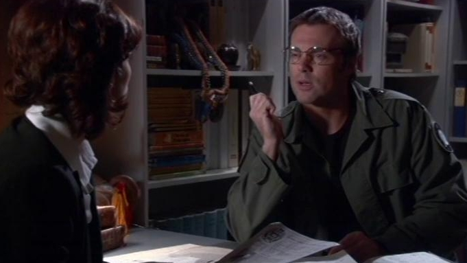 Stargate Sg-1: New Order: Part 1
