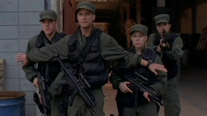 Stargate Sg-1: Proving Ground