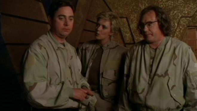 Stargate Sg-1: The Other Guys