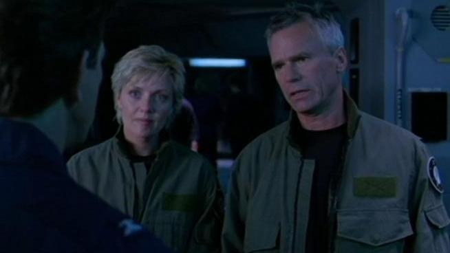 Stargate Sg-1: Memento