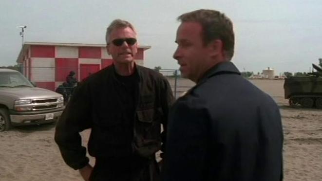 Stargate Sg-1: Prometheus